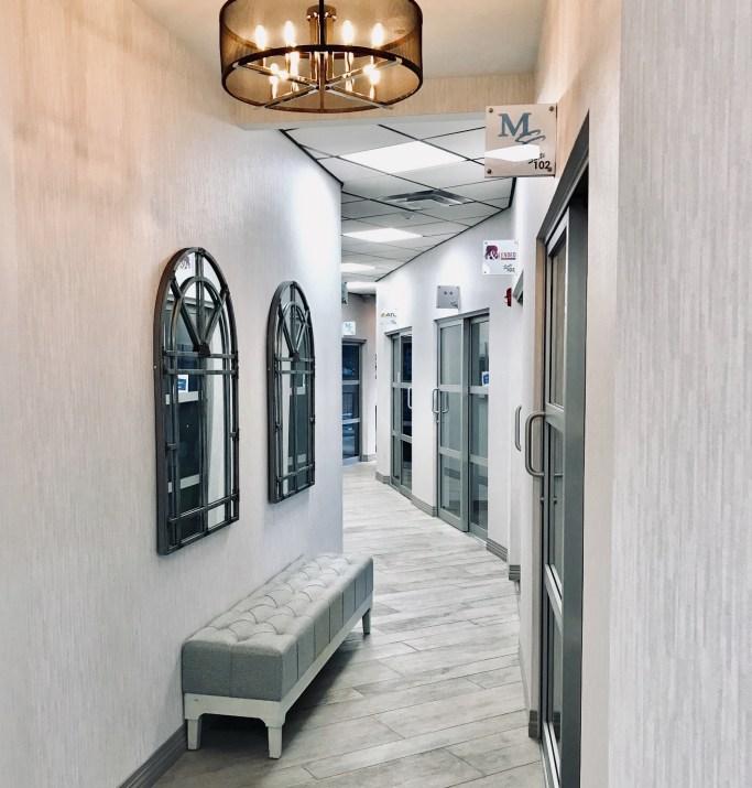 My Salon Suite Hallway Photo